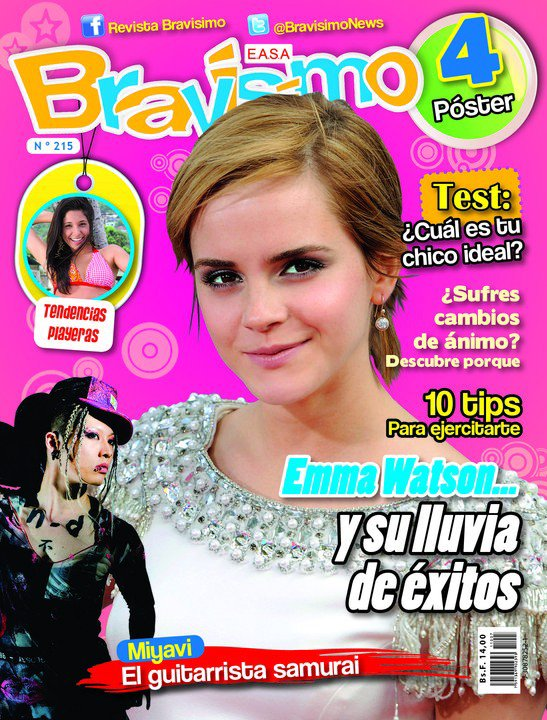Bravísimo n°215 (juillet 2011)