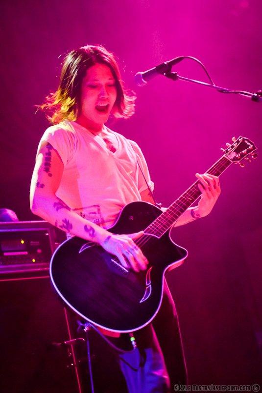 MIYAVI live in Chicago (28/10/11)