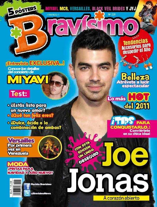 Bravísimo n°220 (décembre 2011)