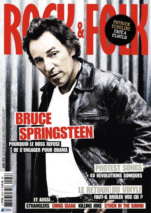 Rock&Folk magazine n°536 (avril 2012)