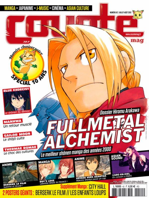Coyote Magazine n°42 juillet/août 2012
