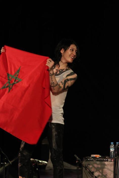 01/07/12 - Théâtre Mohammed VI (Maroc)