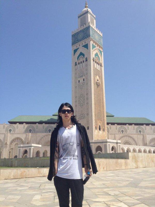 MIYAVI au Maroc