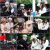 Harry était à la parade des Drapeaux.            Le 11/06/11