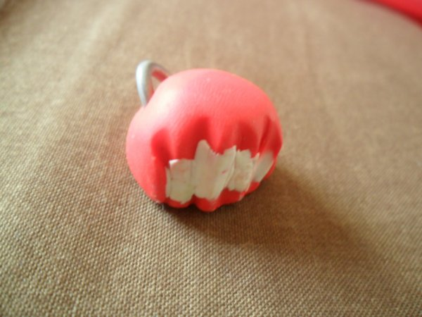 Eh oui, c'est une fraise tagada !