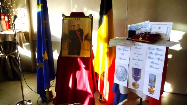 Médaillés et décorés