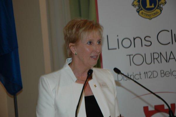 2013 TOURNAI : UN NOUVEAU LIONS CLUB FEMININ