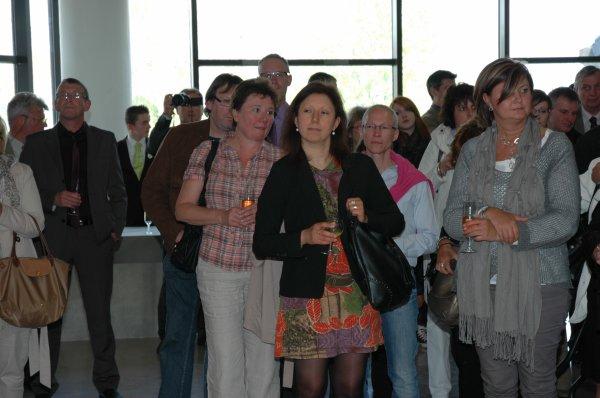 2013 – TOURNAI A VAL-ITMA : INAUGURATION du CTA