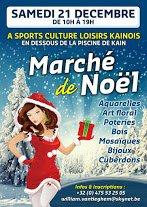 2013-12-21- KAIN - MARCHE DE NOEL