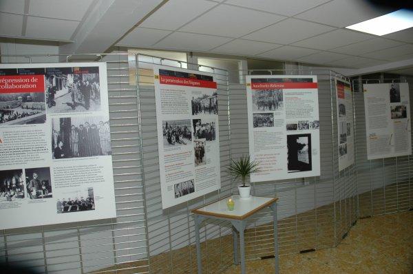 2014-04-25-TOURNAI- LES PORTES OUVERTES ALLIEES A LA LIBERATION DE TOURNAI