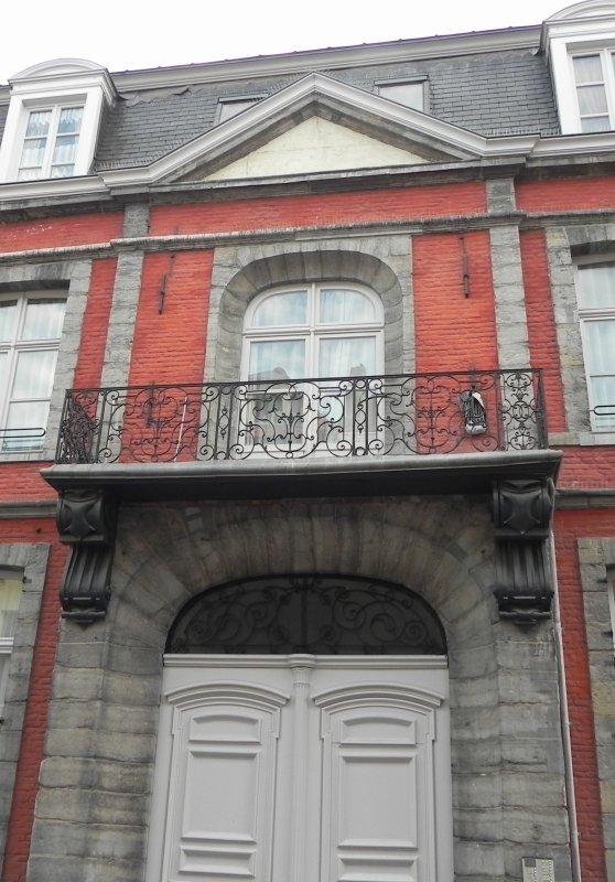 2014-05-11- TOURNAI - DECOUVERTE DES BALCONS