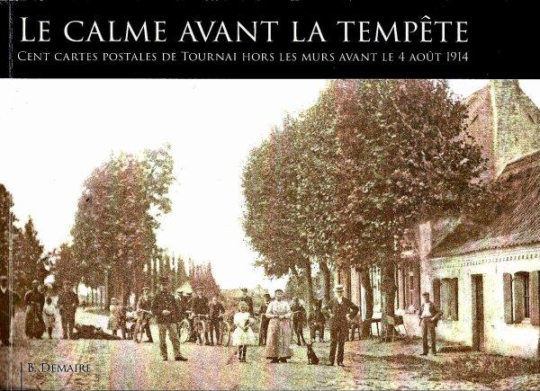 """2014-06-14-ORCQ - VENTE DU LIVRE """"LE CALME AVANT LA TEMPETE"""""""
