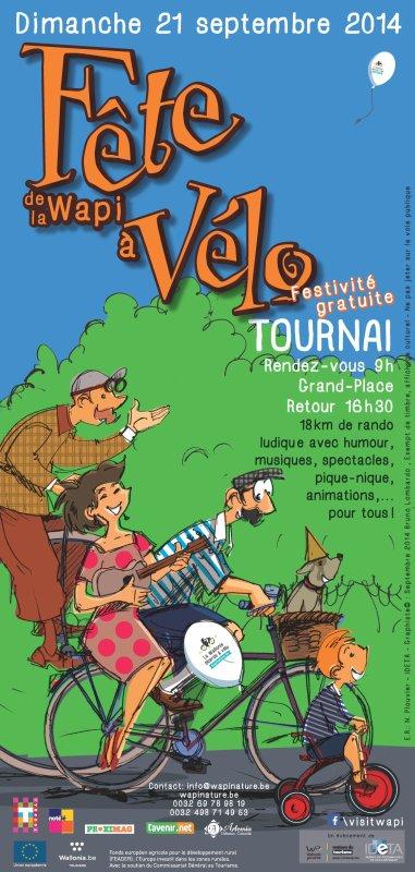 2014-09-21-TOURNAI - UNE RANDONNEE HORS DES SENTIERS BATTUS