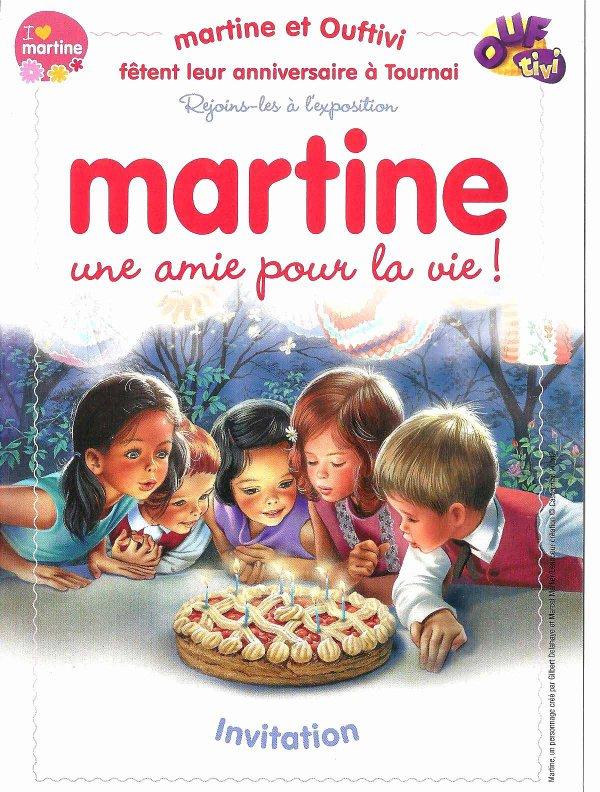2014-10-09-TOURNAI - MARTINE, UNE AMIE POUR LA VIE