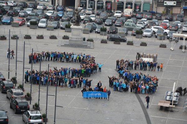 2014-11-20-TOURNAI – Les 25 ANS D'UNICEF