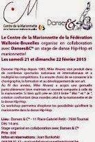 2015-02-21 et 22- CENTRE DE LA MARIONNETTE AVEC DANSE & COMPAGNIE