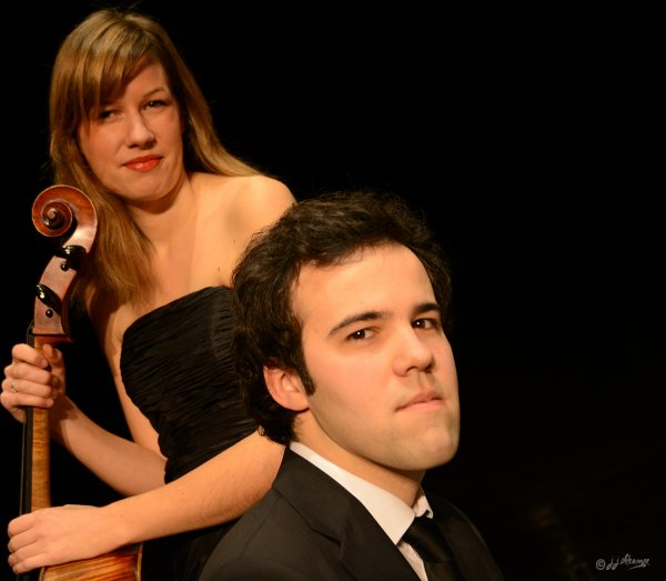 2015-03-03-TOURNAI - PERUWELZ – CAMILLE SEGHERS ET OLIVIER LAVILLE