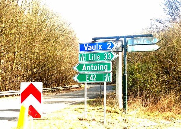2015-03-11-TOURNAI - REMPLACEMENT DES PANNEAUX DE SIGNALISATION