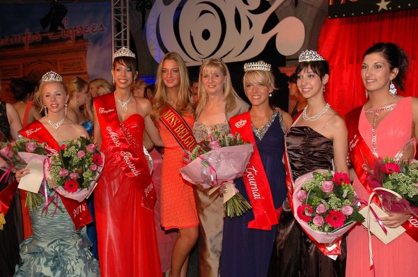 2015-04-19-TOURNAI – ELECTION DE LA NOUVELLE MISS TOURNAI