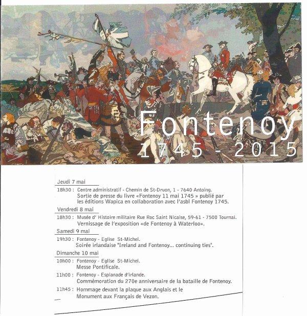 2015-05-08-TOURNAI - VERNISSAGE AU MUSEE D'HISTOIRE MILITAIRE