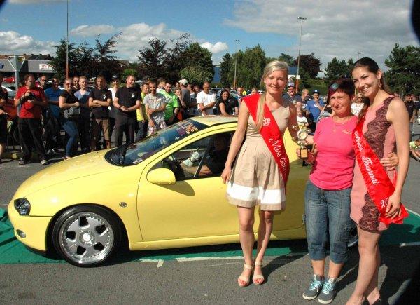 2015-07-21 –TOURNAI - RASSEMBLEMENT DE VOITURES TUNING