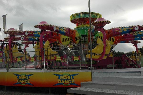 2015-09-05-TOURNAI - OUVERTURE DE LA FOIRE