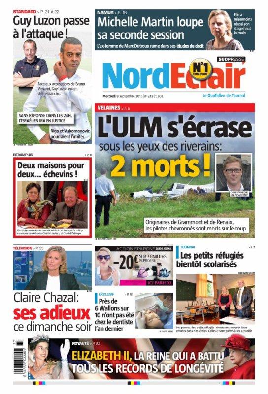 2015-09-09- NORD ECLAIR DE CE MERCREDI