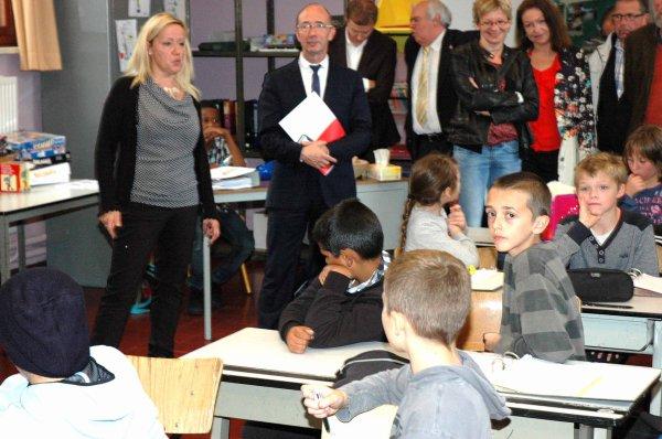 2015-09-24 – TOURNAI – PARTENARIAT DES DEUX RESEAUX D'ENSEIGNEMENT