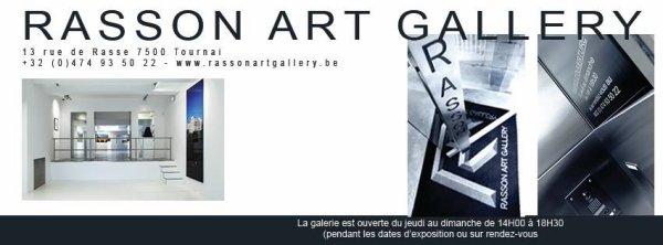 2015-11-05-TOURNAI - UNE GALERIE D'ART CONTEMPORAIN
