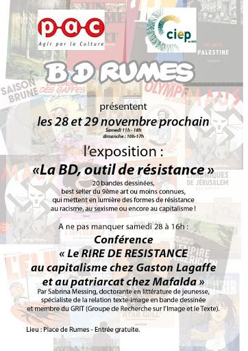 2015-11-28-29-RUMES - FESTIVAL BD