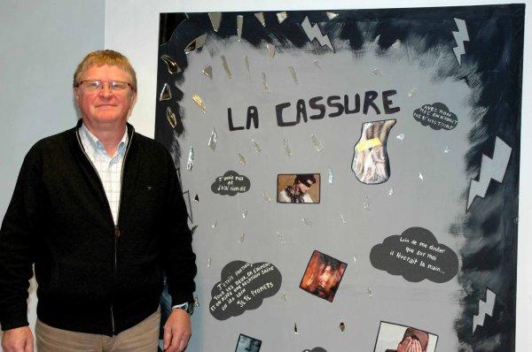 2015-12-04 au 09 – TOURNAI - EXPOSITION D'OEUVRES DE DETENUS.