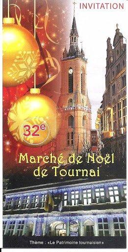 2015-12-11-TOURNAI - MARCHE DE NOËL