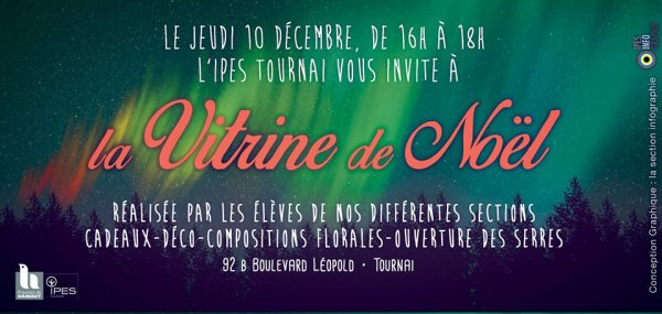 2015-12-10-TOURNAI - L'IPES VOUS INVITE