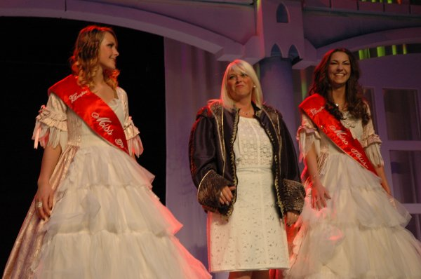 2016-01-17-BELOEIL - QUEVAUCAMPS - ELECTION DE MISS PROVINCE DE HAINAUT