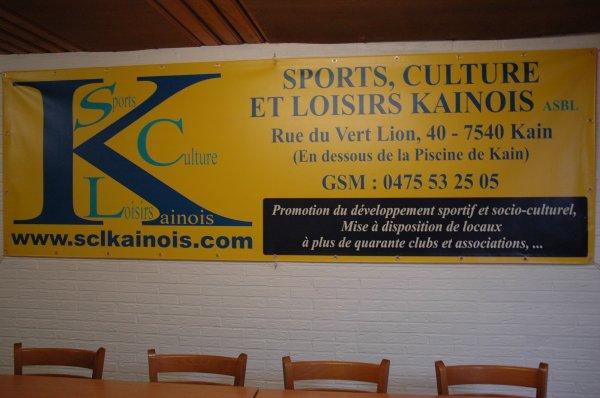 "KAIN - ""SPORTS, CULTURE ET LOISIRS KAINOIS ASBL"""