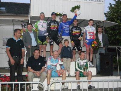 2ème victoire pour Pascal Moisseron à Saint Gilles (35)