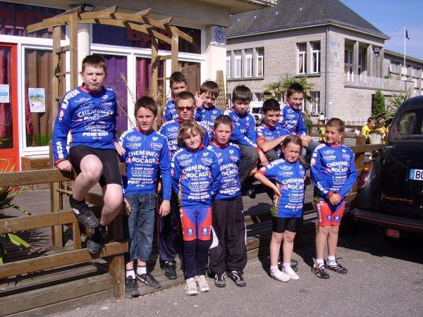 école de cyclisme