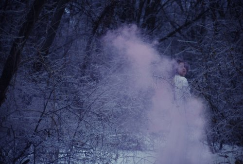 Tu es comme le brouillard