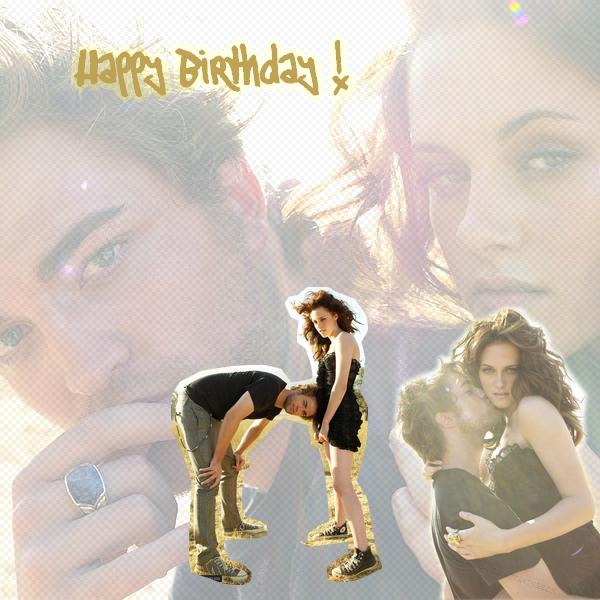 - L'anniversaire de Gaëlle (21 ans) -
