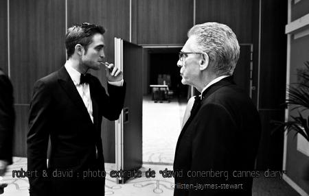 65ème Festival de Cannes Première « Cosmopolis » [25.05.12]