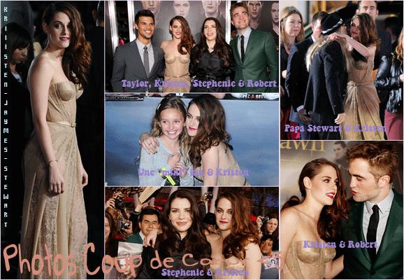 Première Mondiale « Twilight 5 : Révélation 2 » à Los Angeles [12.11.12]