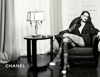 Campagne « Chanel Paris/Rome : Métiers des Arts »
