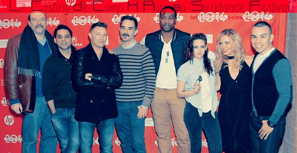 """Sundance Festival 2014 : Première Mondiale de """"Camp X-Ray"""" [18.01.2014]"""
