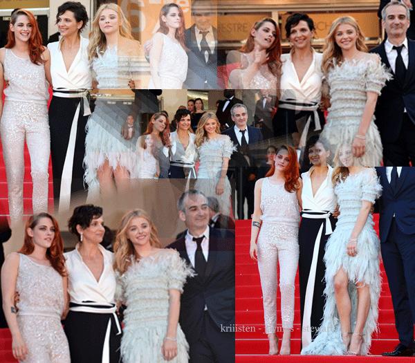 67ème Festival de Cannes Première « Sils Maria » [23.05.14]