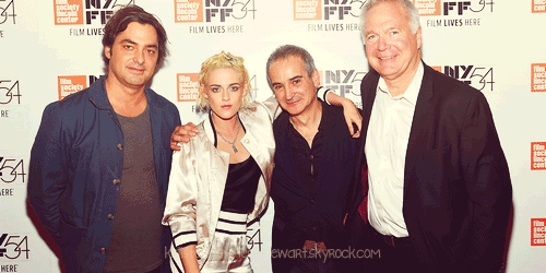 The 54nd New York Film Festival Première + Séance de Questions/Réponses « Personal Shopper » [07.10.16]