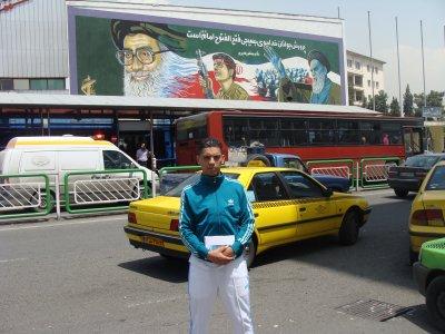 vacance en Iran