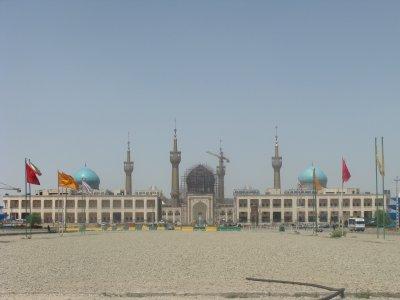 La grande mosquée de téhéran