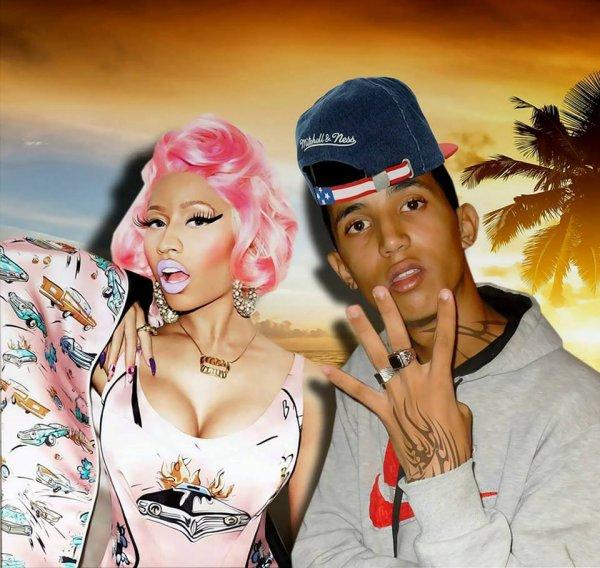 Nicki Minaj === T-FłǾw