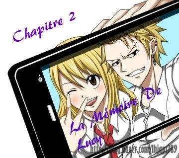 fic 2  Chap 2: La mémoire de Lucy!!!