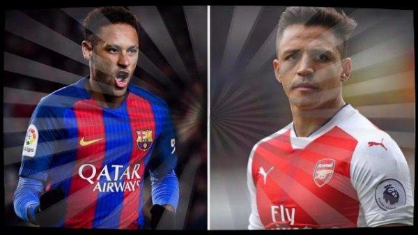S'offrir Neymar ET Sanchez, est-ce vraiment nécessaire pour le PSG ?